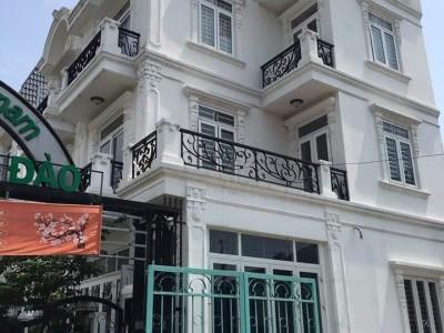 Vila Anh Đào góc 2 mặt tiền cách Đường Hà Huy Giáp chỉ 10m, Q12. Giá 5,150 tỷ thương lượng nhẹ.