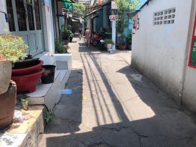 Bán nhà Bình Thạnh MT Nguyễn Lâm Phường 3 siêu hiếm giá 2Tỷ7