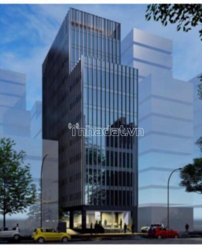 Cho thuê Building mới xây, mặt tiền Hồ Biểu Chánh, P12, Phú Nhuận. Giá : 20 usd/m2.