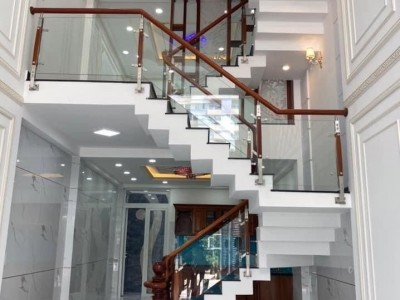 Nhà bán HXH An Dương Vương, Bình Tân 55m2, 4PN, 4WC chủ giảm 500tr