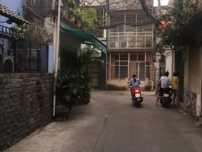 Bán nhà Bình Thạnh giá 2tỷ3 Đường Xô Viết Nghệ Tĩnh 28m2 quá rẻ