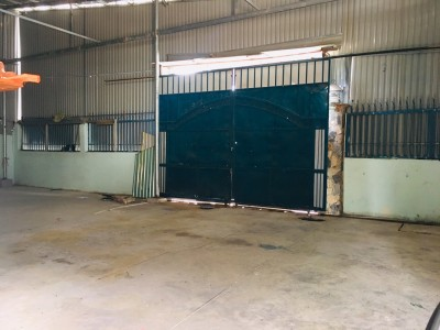 Kẹt tiền cần bán gấp xưởng để lo công việc quận Bình Tân. Giá đi sớm : 15 tỷ thương lượng.