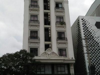 Bán tòa nhà 21 Nguyễn Thị Thập,Q7,DT 12*50m,hầm 10 lầu,giá 165 tỷ