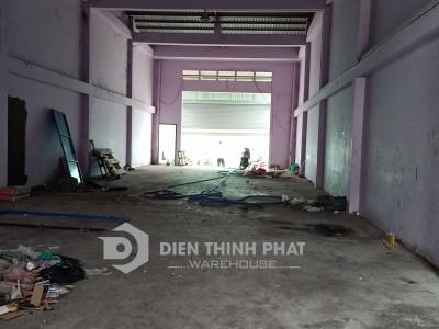 cho thuê nhà xưởng đường bình thành quận Bình Tân 8x18 giá 16tr
