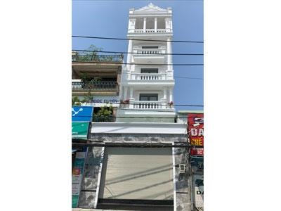 Bán gấp nhà mới xây MT đường Lê Đức Thọ , Quận Gò Vấp