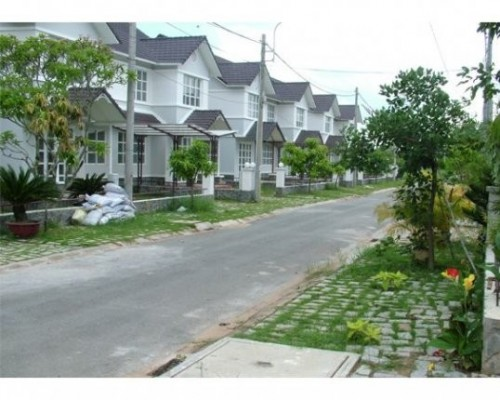 Sài Gòn Riverside Villas