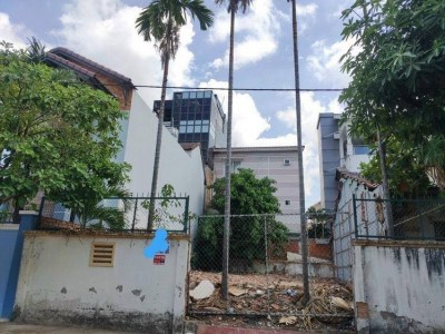 Bán lô đất biệt thự hẻm 160 Nguyễn Văn Quỳ, Phường Phú Thuận, Q7. Giá 9 tỷ.