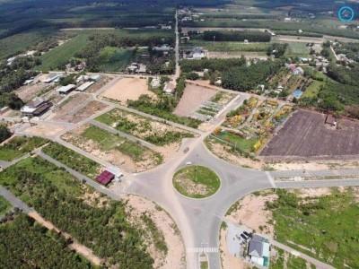 Bán đất Tam Phước, TP. Biên Hòa. Đất đắc địa. Sổ thổ cư trao tay xây nhà ngay. Giá : 740 triệu.