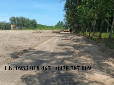 Bán đất khu công nghiệp bàu bàng, bình dương giá rẻ 1,3tr/m2, sổ sẵn,10x110m, cách ql13 100m, 0933018467-0978787009-6