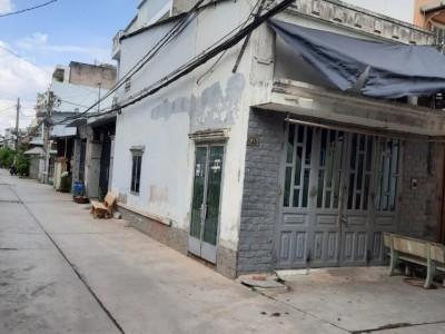 Nhà Đường số 8, Phường Bình Hưng Hòa B, Quận Bình Tân. Giá của em nó : 2,380 tỷ.