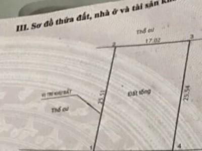 Bán đất MT Nguyễn Văn Hưởng, Q.2,tp.HCM