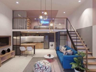 Căn hộ Mini trung tâm Nhơn Trạch. Nằm trong khu đô thị Diện tích A CITY quy mô 47,3 ha. Giá từ 360 triệu/căn.