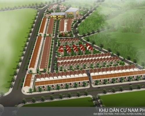 Khu dân cư Nam Phố Châu