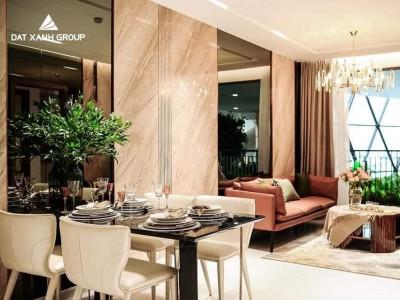 Mở bán căn hộ mặt tiền Nguyễn Văn Tiết, TP Thuận An. Giá chỉ : 1.7 tỷ /căn / 60m2.
