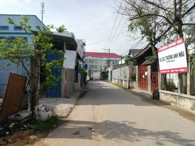 Đất Thạnh Xuân 38, Q12, sau lưng trường Nguyễn Văn Thệ cũ, thổ cư 100%. Giá 2.870 thương lượng.