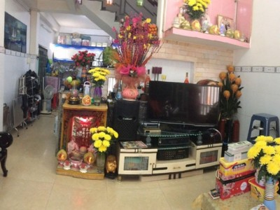 Nhà bán Ngã Tư Bốn Xã, Đình Nghi Xuân, Bình Tân 41m2, 3PN giá chỉ 4.5 tỷ