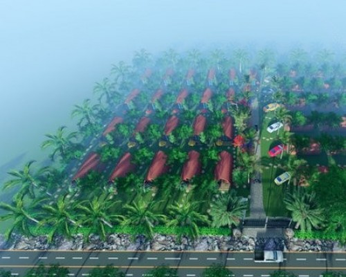 Green Field Resort Hồ Tràm