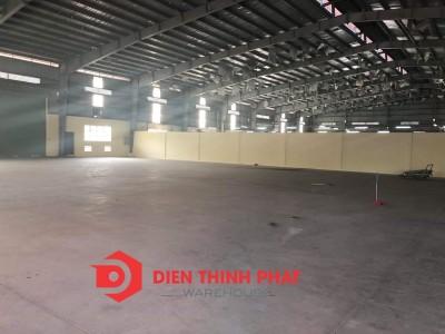 Nhà xưởng đường Gò Xoài quận Bình Tân 500m giá 38tr
