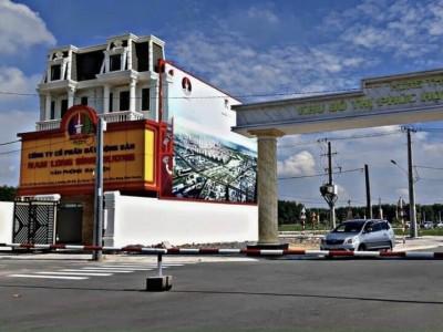 Duy nhất lô góc 2 MT sổ hồng riêng tại KDC Nam Long 3