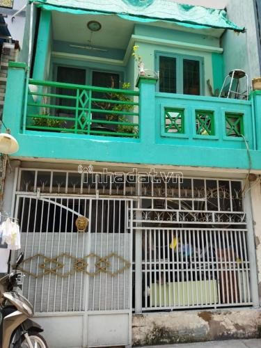 Nhà bán HXH Lê Cơ, Bình Tân 49m2 ô tô ngủ trong nhà, 2 mặt tiền