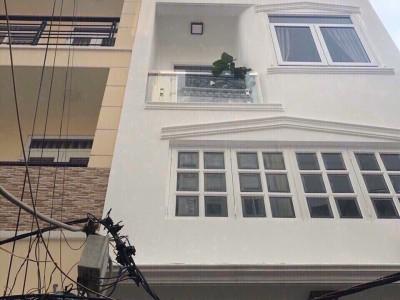 Chính chủ gửi bán Bán nhà Hẻm 4m Trần Đình Xu - Q1
