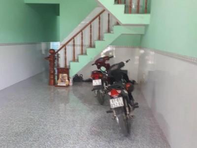 Bán căn nhà nằm sau chợ Nhị Xuân, Nguyễn Văn Bứa, Hóc Môn. Giá 590 triệu.