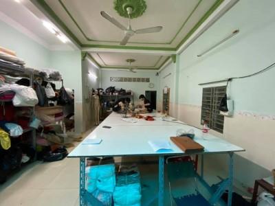 Nhà bán HXH Lê Liễu, Tân Phú 67m2 ngang 5m nở hậu phát tài