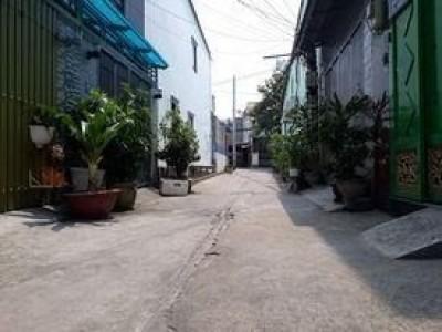 Bán Nhà Hẻm 111 Phạm Văn Chiêu, Gò Vấp Giá Rẻ, 64m2, 4 Tầng, 4PN