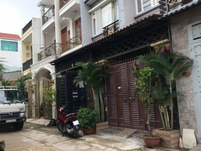 Vip + Vip + Vip kèo thơm... cần bán gấp nhà quá rẻ hẻm 6m ĐS2, BHHA, Bình Tân. 4 tỷ 850.