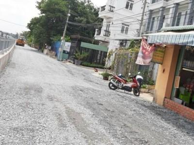 Bán nhà Thạnh Lộc 37, Phường Thạnh Lộc, Quận 12. Giá : 4.2 tỷ.
