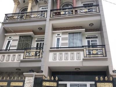 Nhà 2 Tầng đường ngay gần đường Liên Khu 4 – 5, BHHB, Bình Tân. Giá chính chủ : 1.580 tỷ.