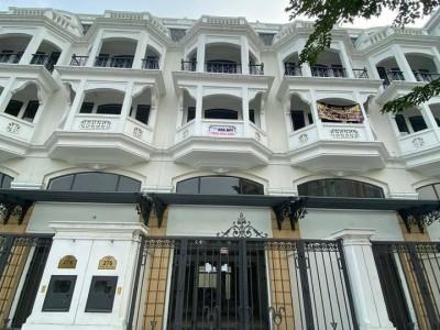 Bán nhà phố địa chỉ : 276 Đồng Văn Cống, P. Thạnh Mỹ Lợi, Quận 2, Tp. HCM.