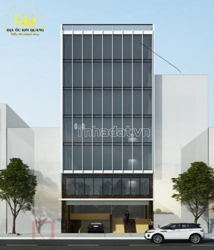 Cho thuê toà nhà văn phòng mặt tiền Lê Trọng Tấn, Quận Bình Tân. Giá tháng dịch 200 triệu /tháng.