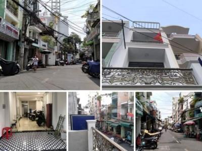 Cho thuê mặt bằng trệt Mặt tiền Cô Giang, Phú Nhuận. Chỉ 12 triệu / tháng giá mềm mùa Vú Háng.