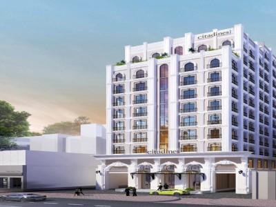 Chuyển nhượng Khách sạn 4 sao Citadines Regency Saigon. Đc: Số 20-22 Phạm Ngọc Thạch, P6, Q3. Giá: 1950 tỷ.
