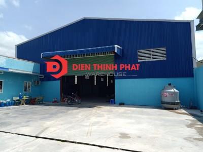 Cho thuê kho xưởng đường Cây Cám quận Bình Tân 450m giá 28tr