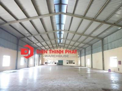 Kho xưởng mới xây 100% cho thuê gấp (160m-200m-300m)đường 2,4,6,8,10,14,18A,21,miếu bình đông