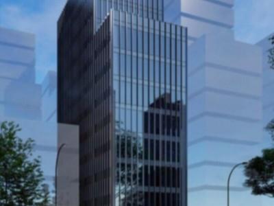 Cho thuê Building mới xây. Mặt Tiền Hồ Biểu Chánh, P12, Phú Nhuận. Giá : 20 USD / m2.