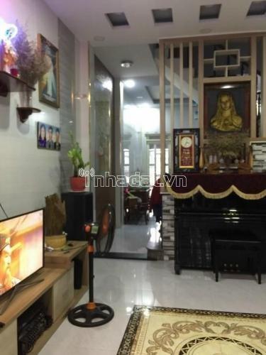 Nhà bán Hương Lộ 2, Bình Tân 60m2, 4 tầng, 4PN, 4WC hẻm xe tải