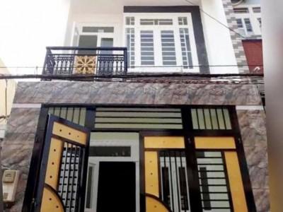 Kẹt tiền bán gấp nhà 2 phòng ngủ Nguyễn Văn Bứa. Giá 680 triệu có sổ riêng.