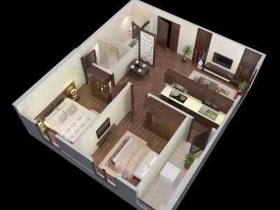 Sang nhượng lại căn hộ RUBY Thanh Hóa Full nội thất giá mùa dịch.
