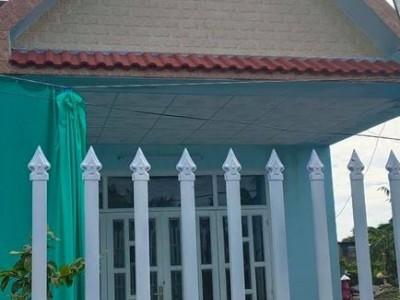 Cần tiền bán gấp nhà mới xây Xã Mỹ Phong, Thành phố Mỹ Tho, TG. Công chứng trong ngày. Giá : 950 triệu.