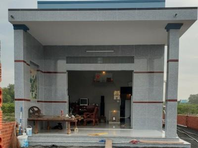 Nhà mới xây thuộc xã Phước Long Thọ, huyện Đất Đỏ. Giá bán 1ty2xx.