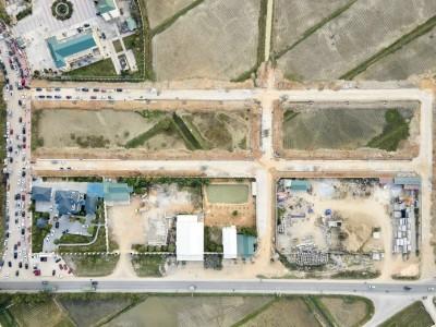Đất nền Khu đô thị mới ĐÔNG TÂN cạnh bên UBND Đông Tân