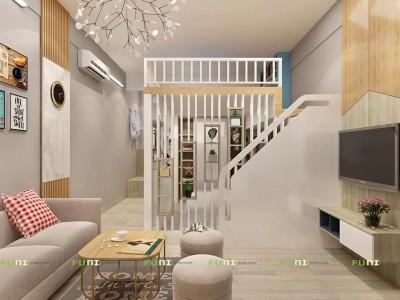 Đón căn hộ mini Nơ Trang Long, Quận Bình Thạnh. Giá Hạt Dẻ 2.3 triệu/tháng.