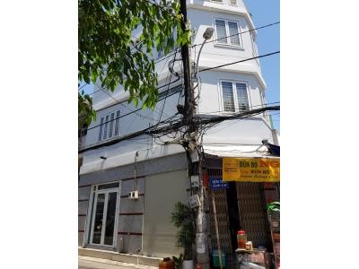 Bán căn nhà nằm sát mặt tiền Đường Lạc Long Quân Q Tân Bình, Gần Ngã Tư ÂU Cơ Và Lạc Long Quân giá rẻ