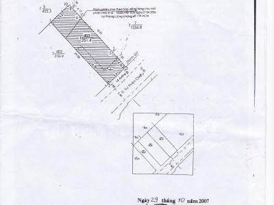 Bán nhà số 6 Sư Thiện Chiếu,Quận 3. DTCN: 251m2 - Giá 75 tỷ tặng GPXD hầm 7 lầu.