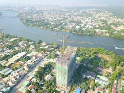 Vista Riverside, căn hộ mặt tiền bờ sông Thuận An, giáp với quận 12 giá tốt, Nhận nhà liền năm nay