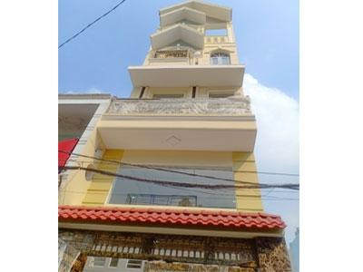 Nhà hẻm 6m bán giá rẻ Quận Bình Tân