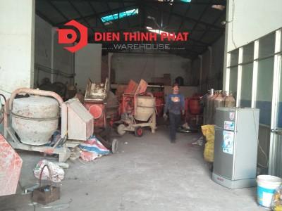 Cho thuê kho xưởng đường Đất Mới quận Bình Tân 185m giá 17tr